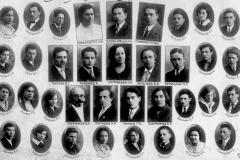 19 школа, первый выпуск,  1935