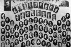 Преподаватели и студенты ИФЛИ, выпуск 1941