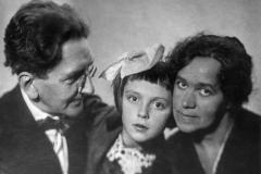 Николай Лукич Иудин, Люлька и Нина Ивановна Иванова, 20 сентября 1933 года