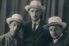 Лесскис, Теплов, Эфес. 3 мая 1934 г.