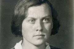 Лена Владимирская (Чешко), 1937