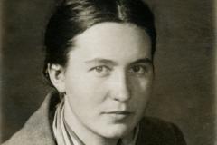 Ира Бунина, 1937