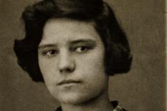 Леля Бобылева, 1935.7. IX [Бобылева Е. Д.]