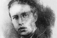 Г. А. Козлов, переснято в 1935 году с фотографии 1932 года